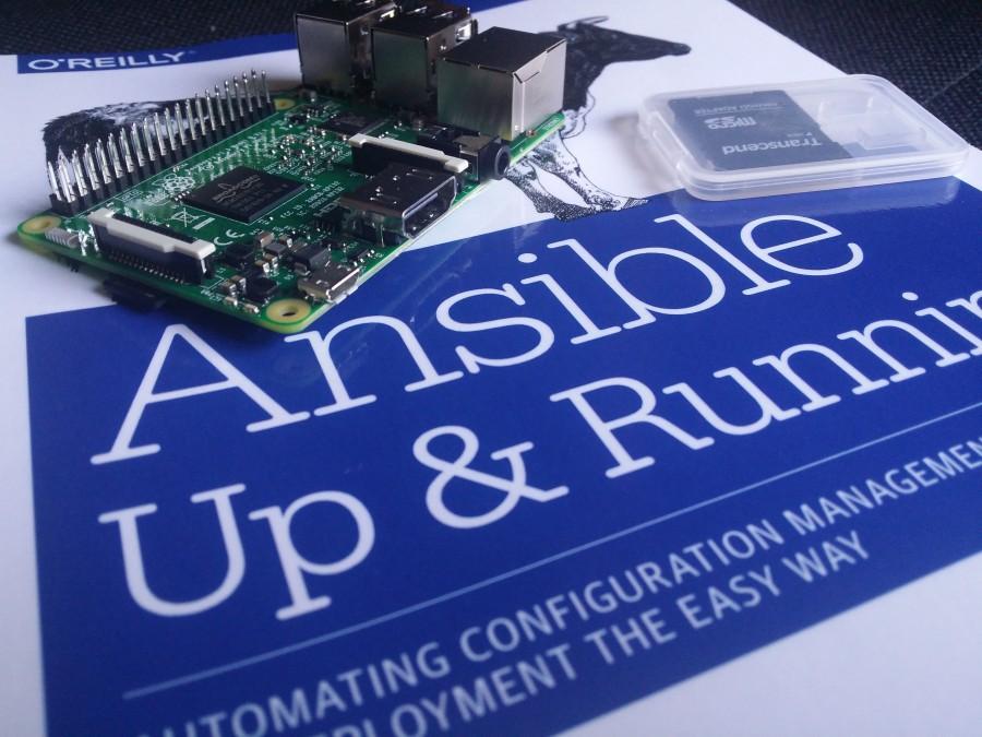 How to Setup the Raspberry Pi 3 Using Ansible – Datahovel